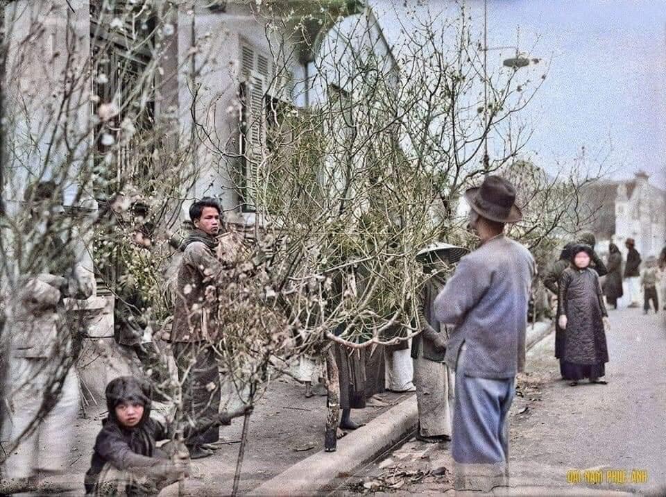 Bộ ảnh Tết cổ truyền năm 1920, đúng 100 năm trước của nhiếp ảnh gia nước ngoài - 13