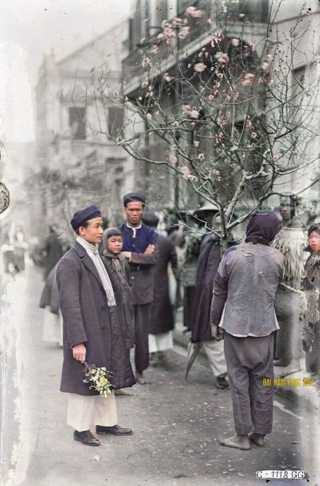 Bộ ảnh Tết cổ truyền năm 1920, đúng 100 năm trước của nhiếp ảnh gia nước ngoài - 17