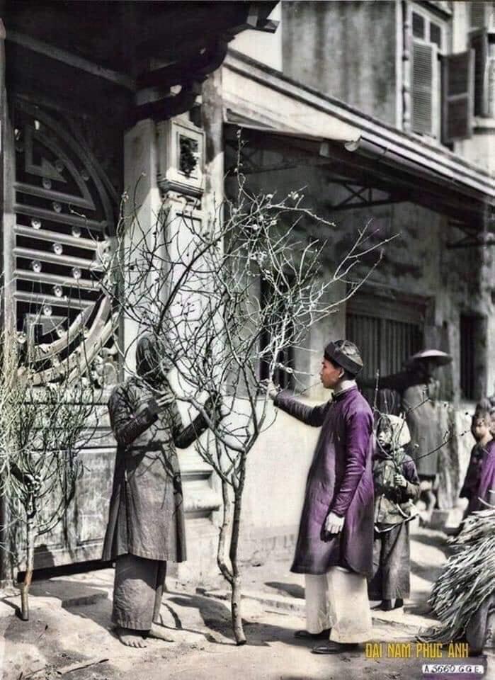 Bộ ảnh Tết cổ truyền năm 1920, đúng 100 năm trước của nhiếp ảnh gia nước ngoài - 19