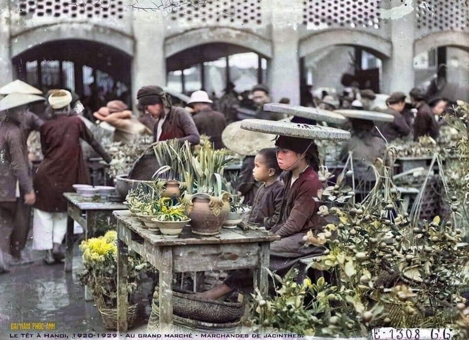 Bộ ảnh Tết cổ truyền năm 1920, đúng 100 năm trước của nhiếp ảnh gia nước ngoài - 20