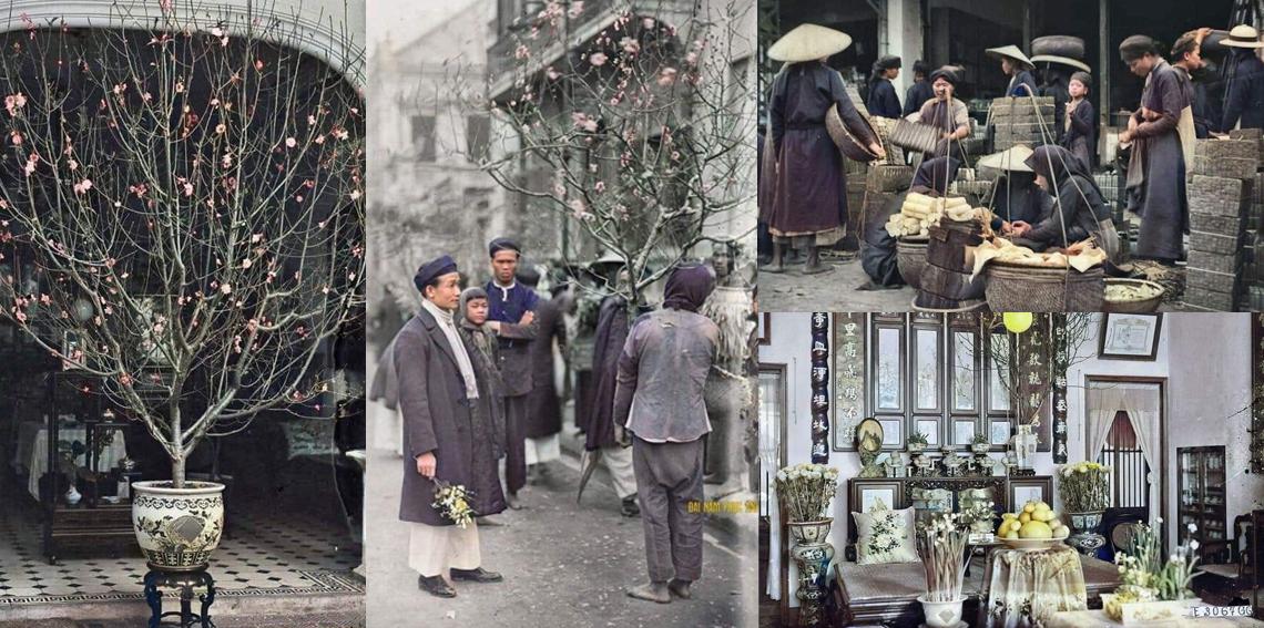Bộ ảnh Tết cổ truyền năm 1920, đúng 100 năm trước của nhiếp ảnh gia nước ngoài - 25