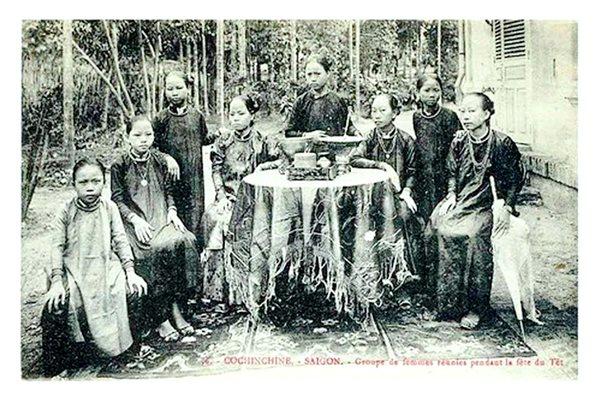 Ngày Tết cung đình theo chiều dài lịch sử Việt - 3