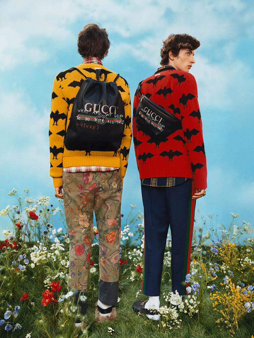 Gucci làm dậy sóng mạng xã hội, kế hoạch truyền thông của nhà mốt Ý? - 11