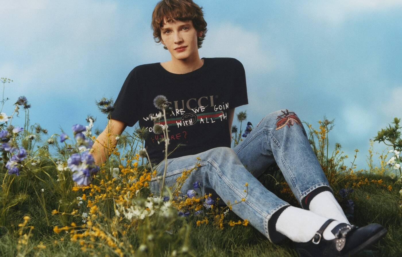 Gucci làm dậy sóng mạng xã hội, kế hoạch truyền thông của nhà mốt Ý? - 7