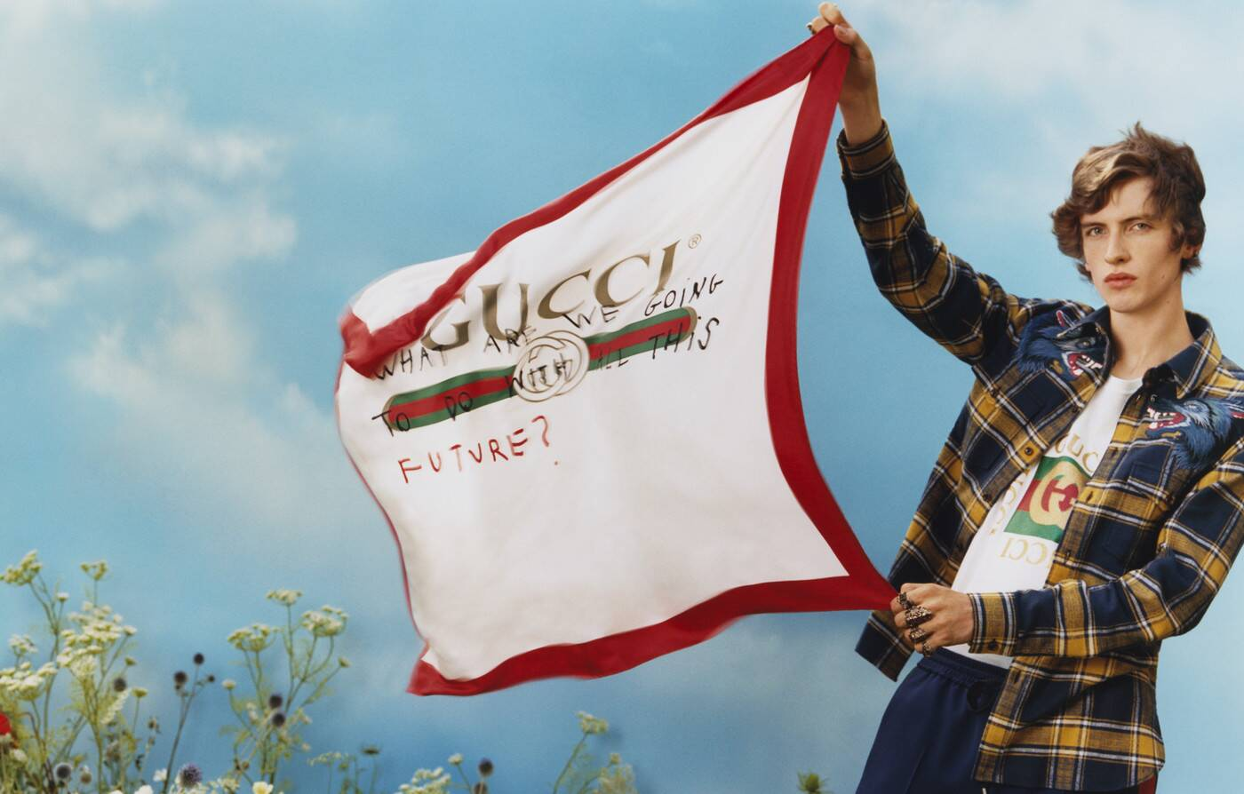 Gucci làm dậy sóng mạng xã hội, kế hoạch truyền thông của nhà mốt Ý? - 8