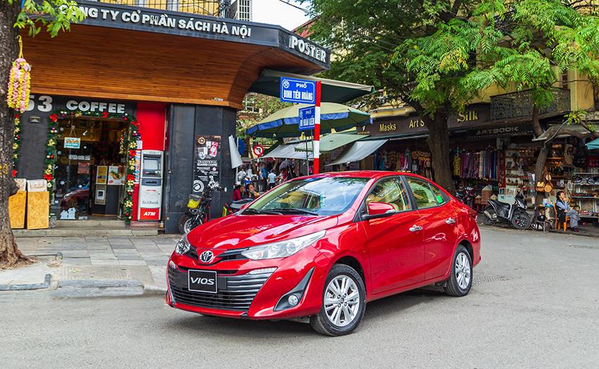 Toyota Việt Nam tăng trưởng kỷ lục trong năm 2019 - 3