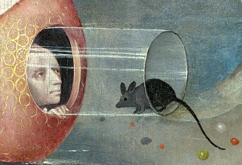 Ngắm những bức tranh chuột nổi tiếng trong lịch sử - 3
