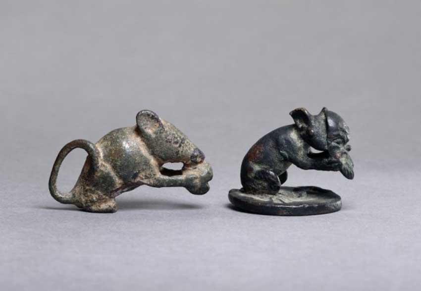 Ngắm những bức tranh chuột nổi tiếng trong lịch sử - 5