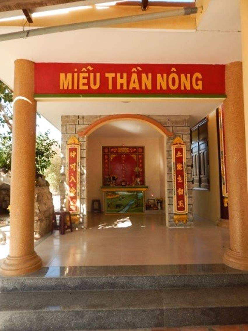 Tục thờ Thần Nông ở Nam bộ -3