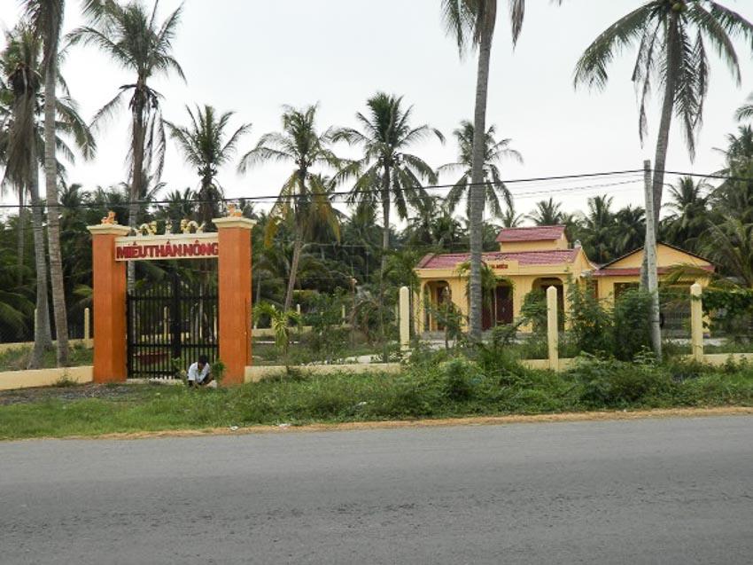 Tục thờ Thần Nông ở Nam bộ -5
