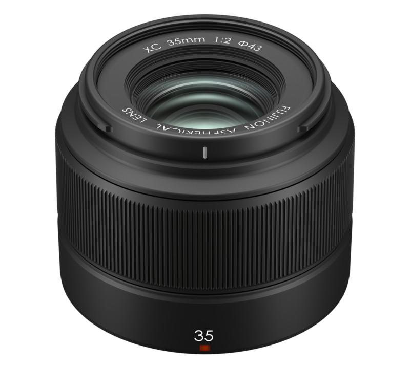 Fujifilm ra mắt máy ảnh X-T200, quay 4K/30p và ống kính giá rẻ XC 35mm F/2 - 10