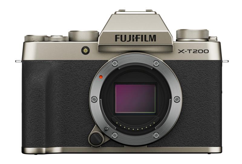 Fujifilm ra mắt máy ảnh X-T200, quay 4K/30p và ống kính giá rẻ XC 35mm F/2 - 02