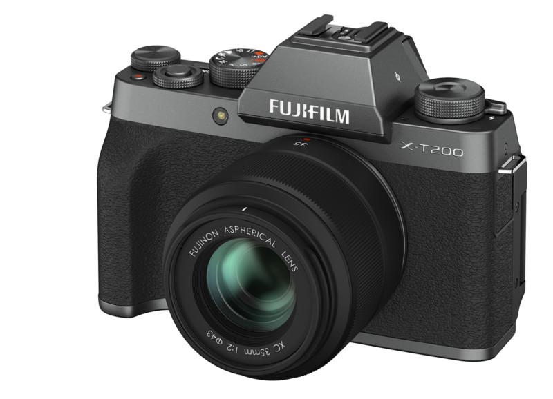 Fujifilm ra mắt máy ảnh X-T200, quay 4K/30p và ống kính giá rẻ XC 35mm F/2 - 04