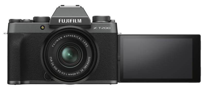 Fujifilm ra mắt máy ảnh X-T200, quay 4K/30p và ống kính giá rẻ XC 35mm F/2 - 05