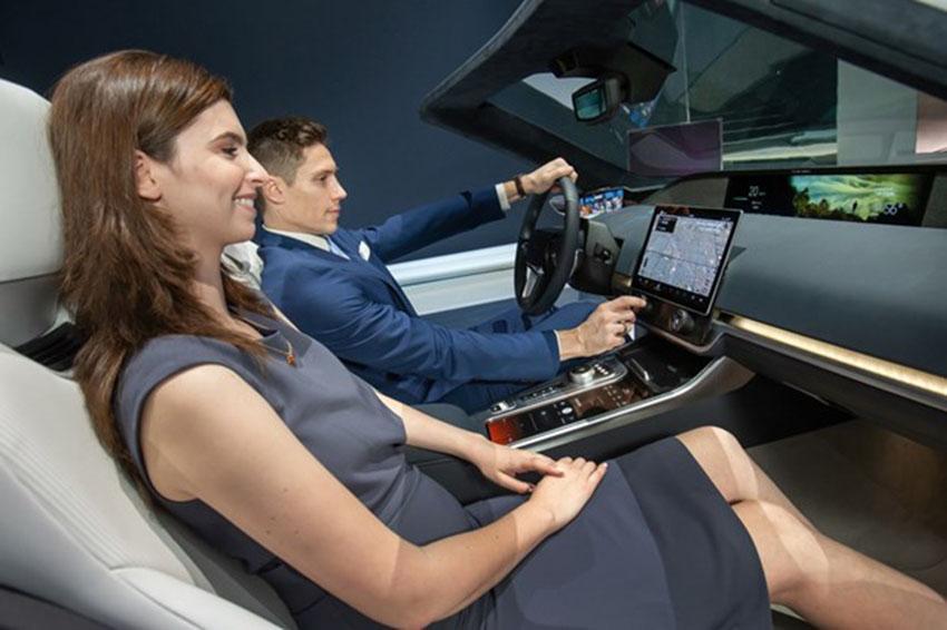 Samsung giới thiệu bộ điều khiển viễn thông TCU dành cho ôtô.