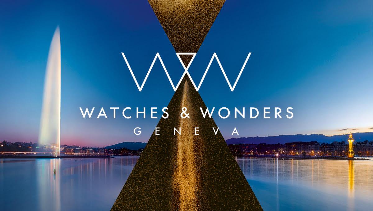 SIHH đổi tên thành Watches & Wonders Geneva