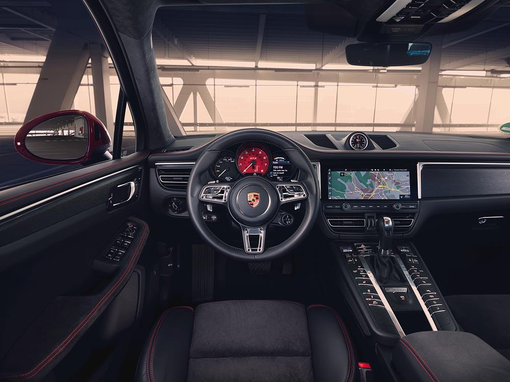 Mẫu GTS mới của gia đình Porsche: Mẫu xe Macan thể thao nhất - 5
