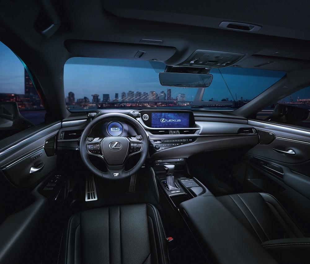 Lexus giới thiệu ES và LS mới, sử dụng động cơ Hybrid tại Việt Nam - 5