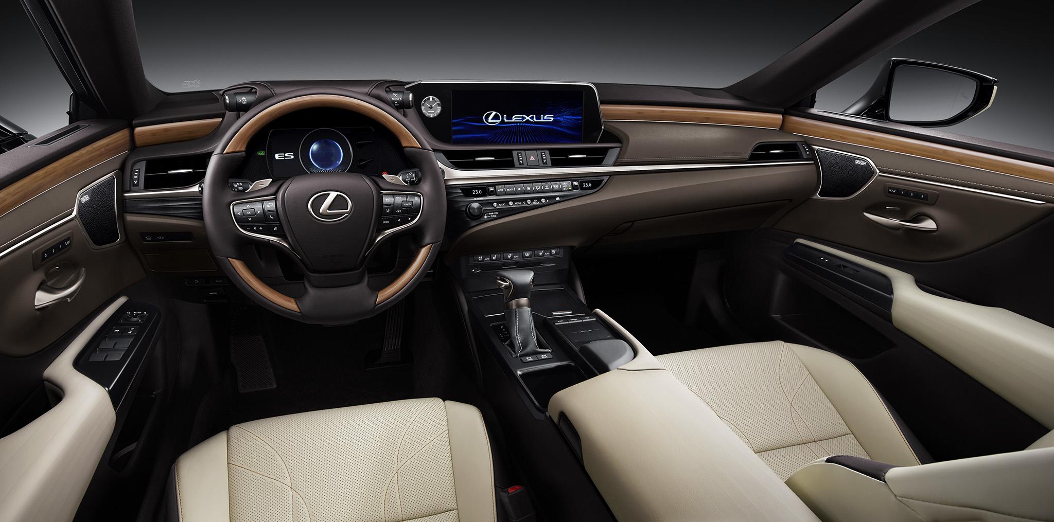 Lexus giới thiệu ES và LS mới, sử dụng động cơ Hybrid tại Việt Nam - 6