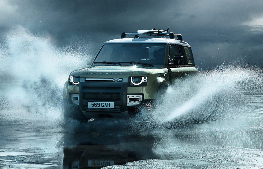 Land Rover Defender 2020 tại Việt Nam - 5