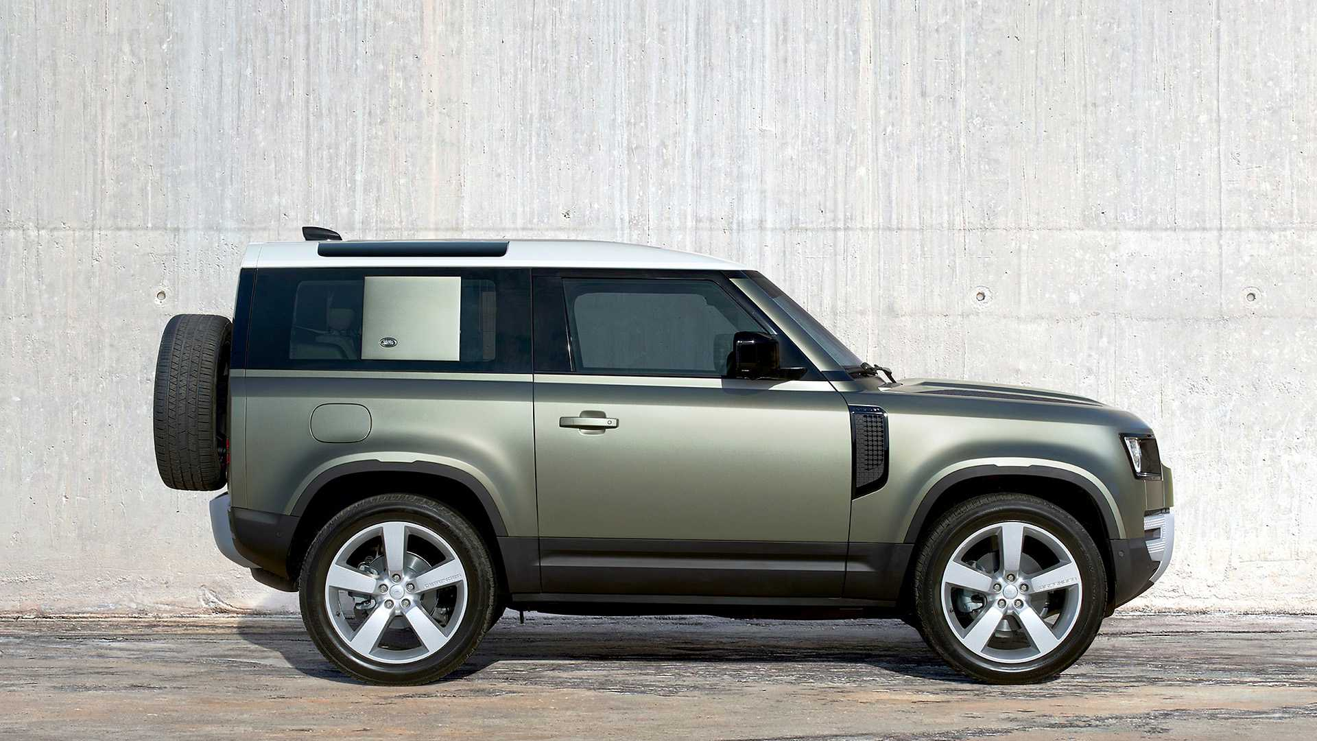 Land Rover Defender 2020 tại Việt Nam - 7