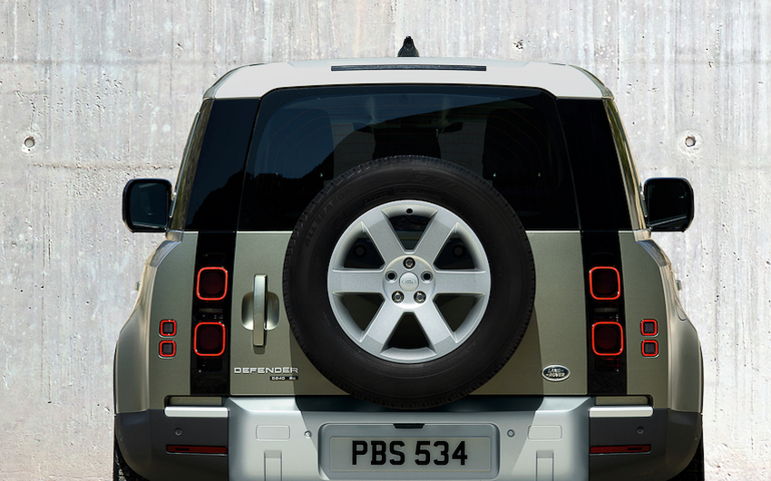 Land Rover Defender 2020 tại Việt Nam - 9