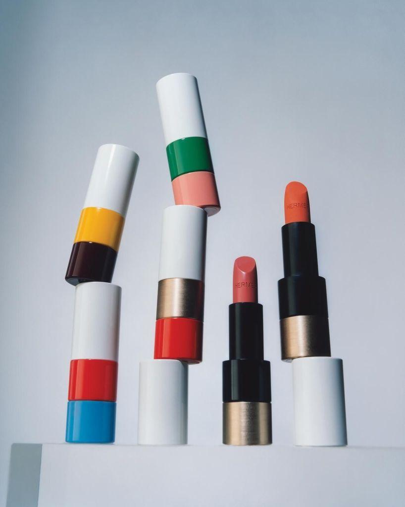 Hermès ra mắt dòng trang điểm mới Rouge Hermès, với 24 thỏi son được lấy cảm hứng từ túi Birkin - 2