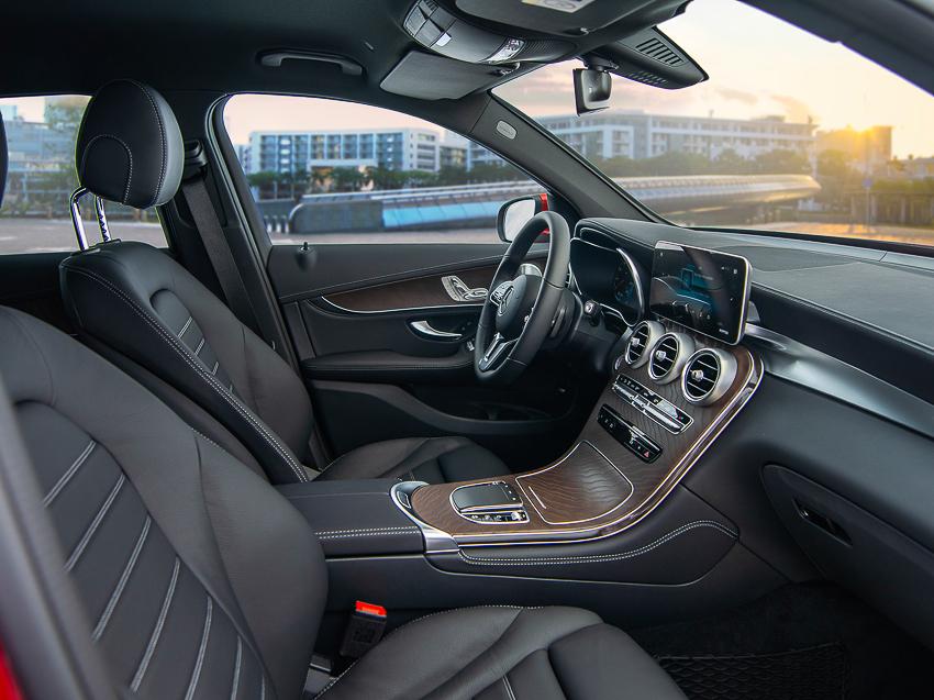 Mercedes-Benz GLC 200 giá từ 1,749 tỷ đồng tại Việt Nam - 7