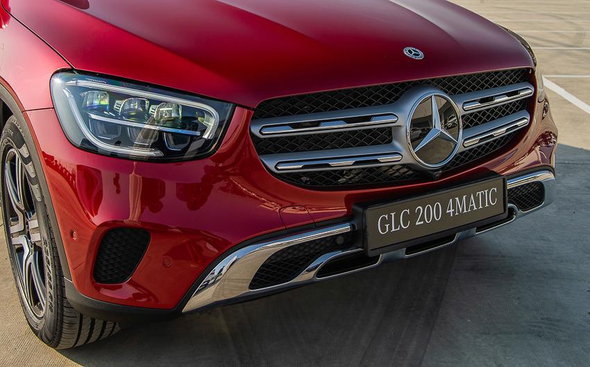 Mercedes-Benz GLC 200 giá từ 1,749 tỷ đồng tại Việt Nam - 17