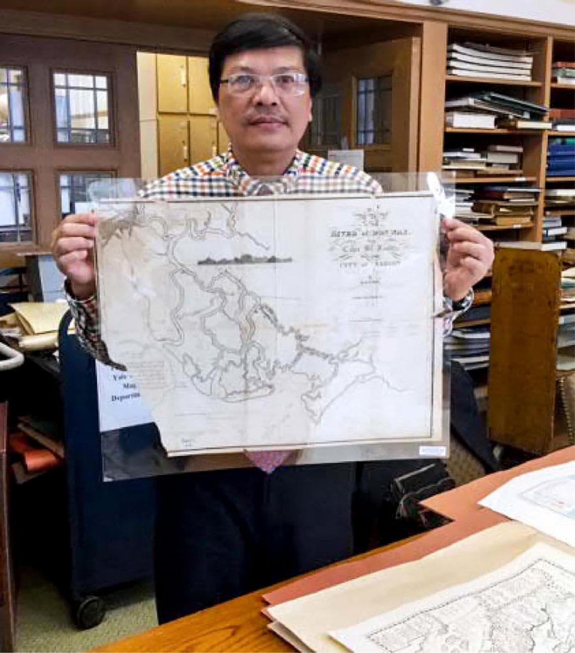 200 năm trước tàu Mỹ tới Sài Gòn: Mối giao tình dang dở -1