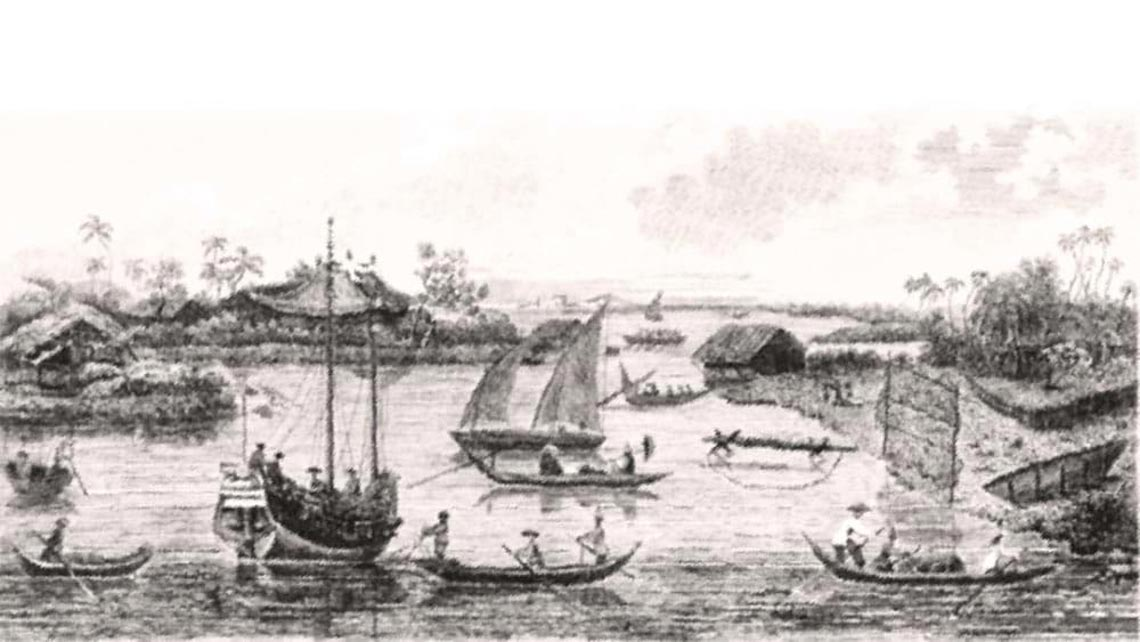 200 năm trước tàu Mỹ tới Sài Gòn: Mối giao tình dang dở -3