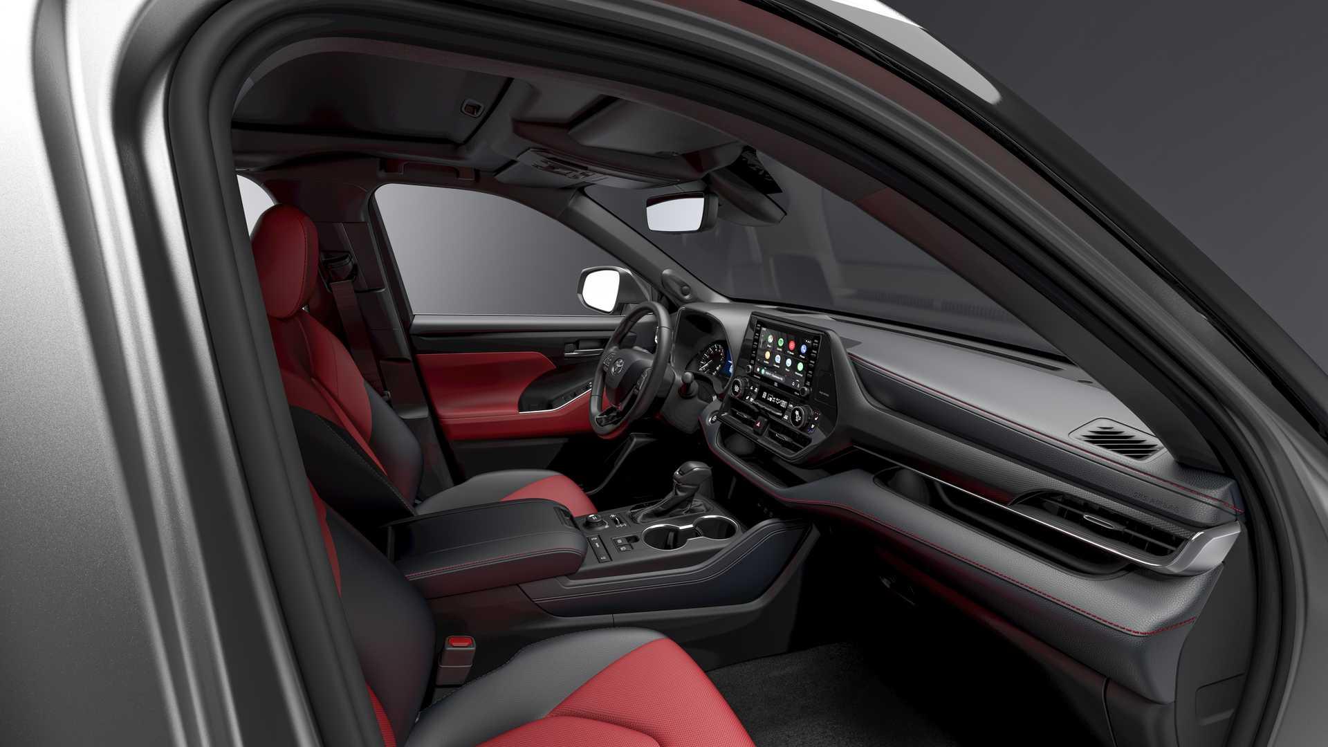 Toyota Highlander XSE 2021 hoàn toàn mới, đậm chất thể thao - 5