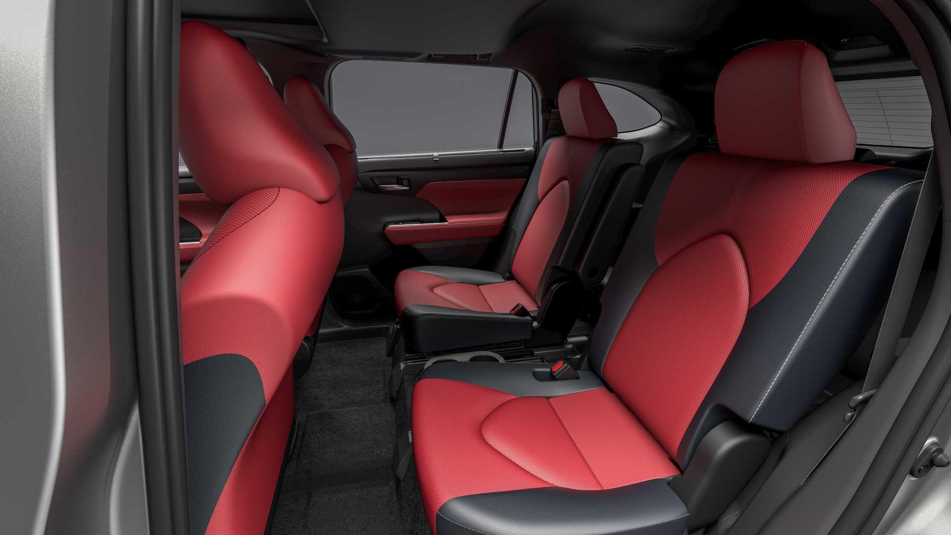 Toyota Highlander XSE 2021 hoàn toàn mới, đậm chất thể thao - 7