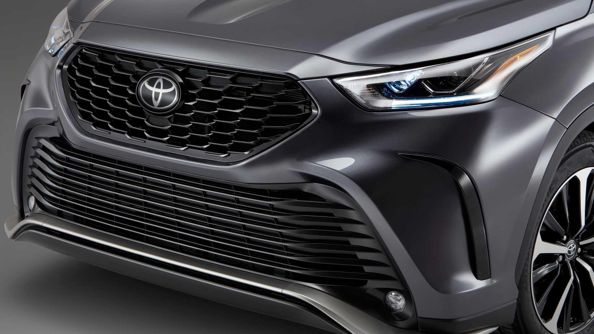 Toyota Highlander XSE 2021 hoàn toàn mới, đậm chất thể thao - 8