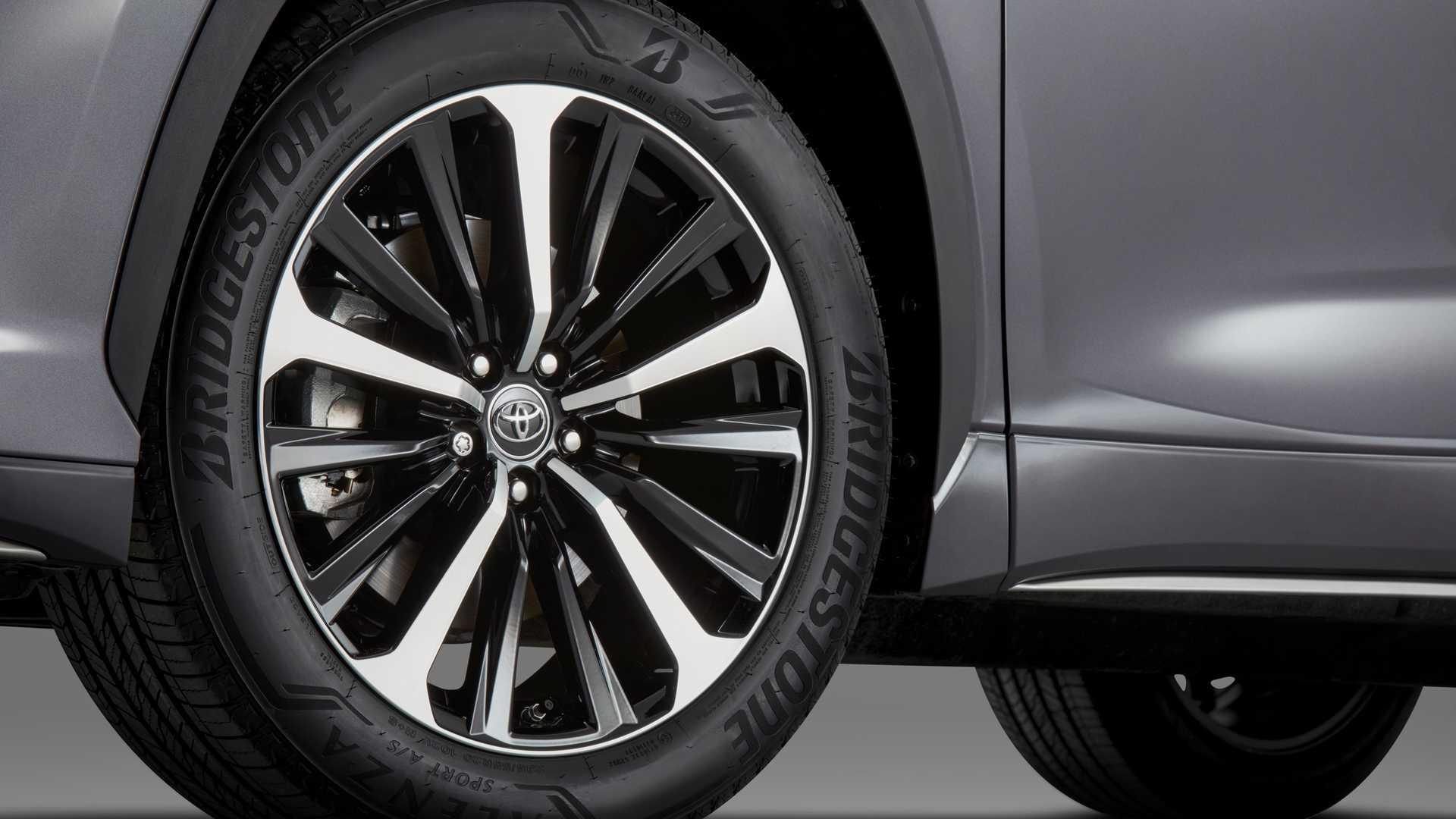 Toyota Highlander XSE 2021 hoàn toàn mới, đậm chất thể thao - 09