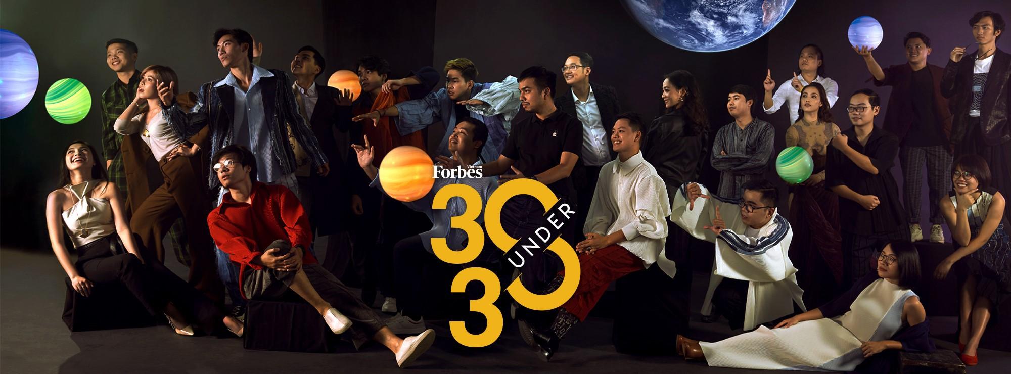 Forbes Việt Nam công bố danh sách 30 Under 30 Việt Nam 2020 - 1