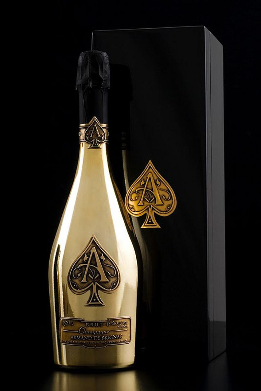 Armand de Brignac - Champagne cho người sành sỏi - 01