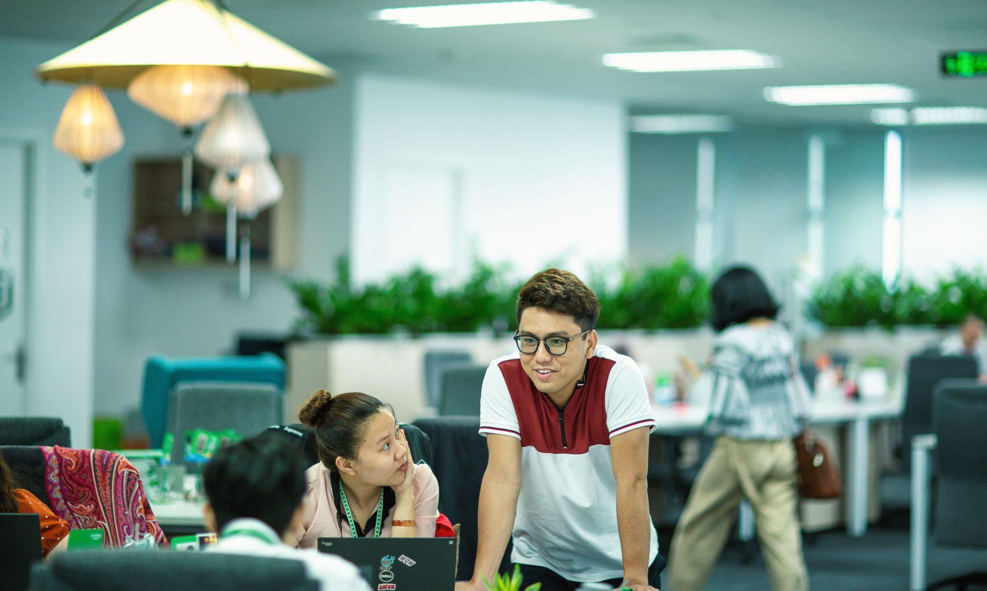 """Grab được bình chọn là """"Công ty công nghệ có môi trường làm việc tốt nhất Việt Nam năm 2020″ - 2"""