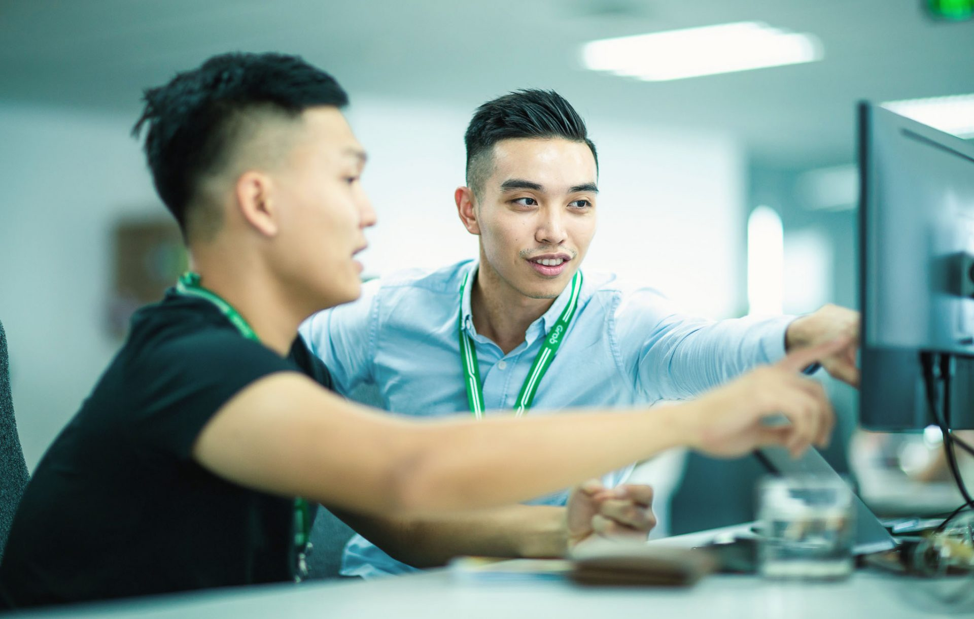 """Grab được bình chọn là """"Công ty công nghệ có môi trường làm việc tốt nhất Việt Nam năm 2020″ - 3"""