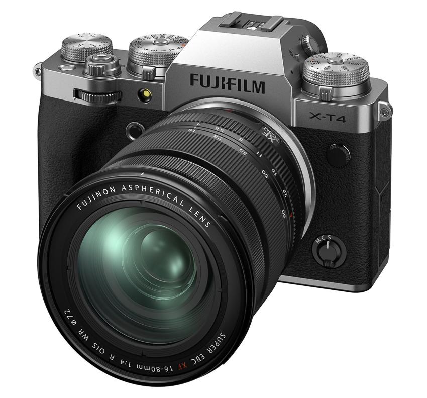 Fujifilm sẽ ra mắt máy ảnh X-T4 vào ngày 26 tháng 2 - 10