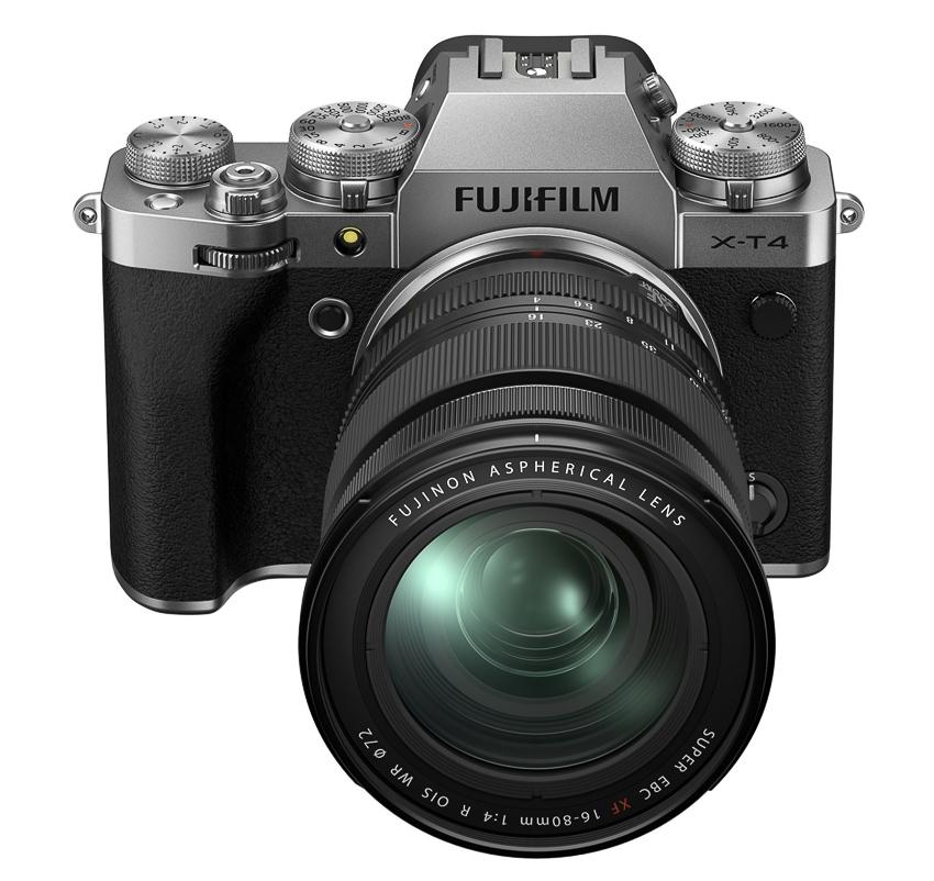 Fujifilm sẽ ra mắt máy ảnh X-T4 vào ngày 26 tháng 2 - 09