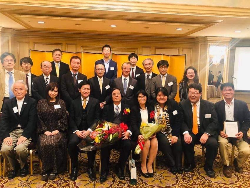 GS Trần Văn Thọ giảng bài cuối cùng, chia tay Đại học Waseda - 10