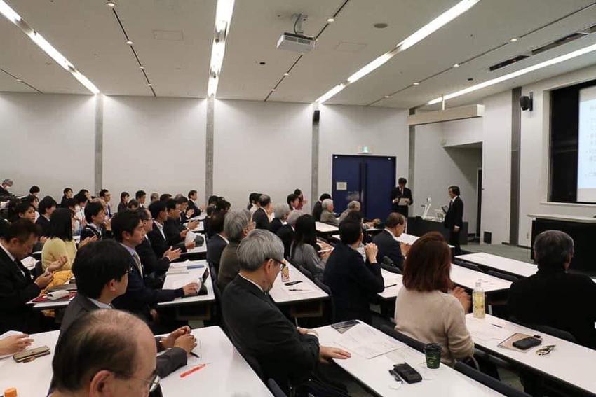 GS Trần Văn Thọ giảng bài cuối cùng, chia tay Đại học Waseda - 11