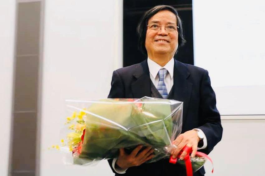 GS Trần Văn Thọ giảng bài cuối cùng, chia tay Đại học Waseda - 02