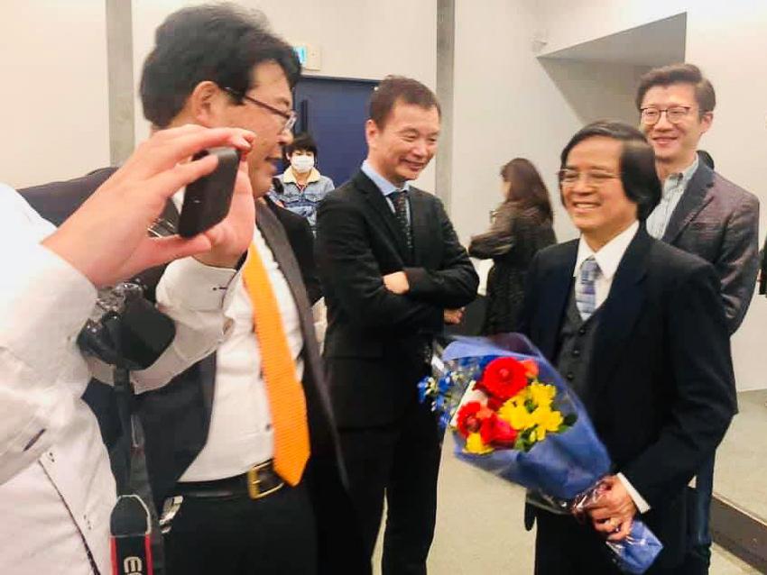 GS Trần Văn Thọ giảng bài cuối cùng, chia tay Đại học Waseda - 07