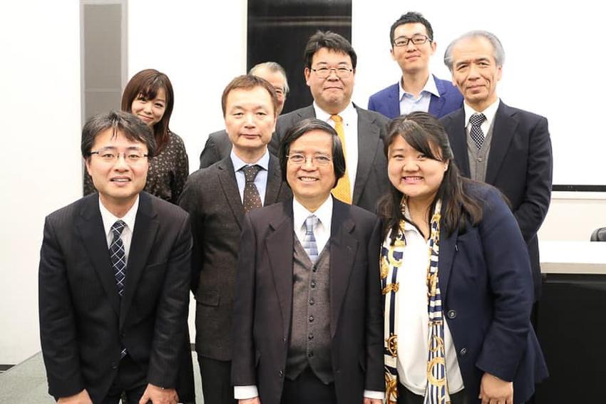 GS Trần Văn Thọ giảng bài cuối cùng, chia tay Đại học Waseda - 09