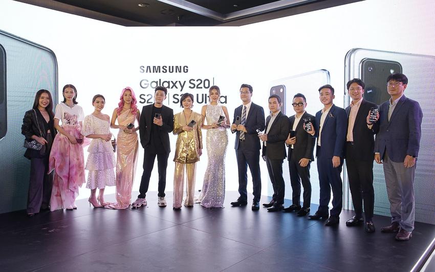 Galaxy S20 series ra mắt tại Việt Nam 18