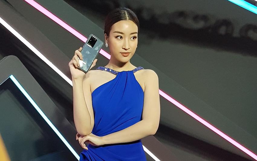 Galaxy S20 series ra mắt tại Việt Nam - 22