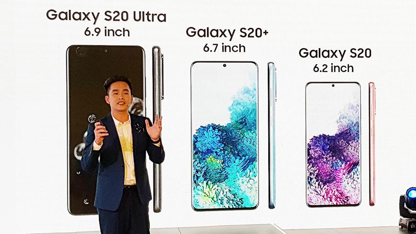 Galaxy S20 series ra mắt tại Việt Nam - 25