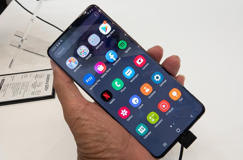 Galaxy S20 series ra mắt tại Việt Nam - 3